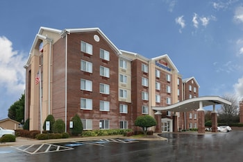 Hotel - Fairfield Inn by Marriott Greensboro Airport