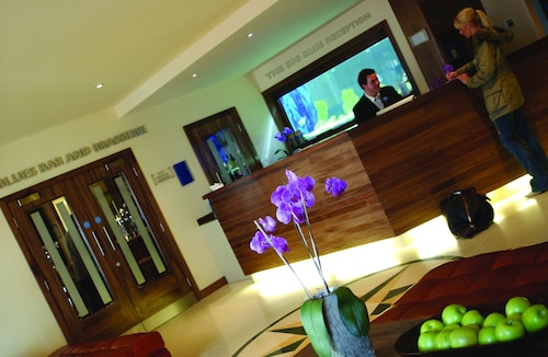 . Big Blue Hotel