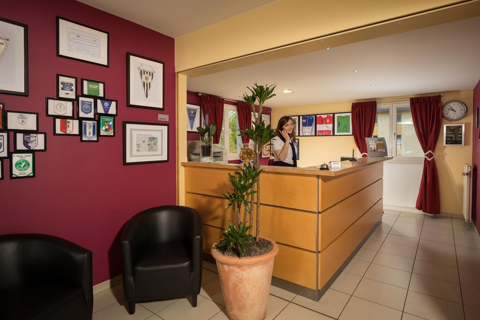 Hotel Stand'Inn, Esch-sur-Alzette