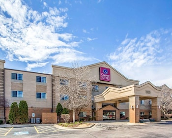 Hotel - Comfort Suites Chicago Schaumburg