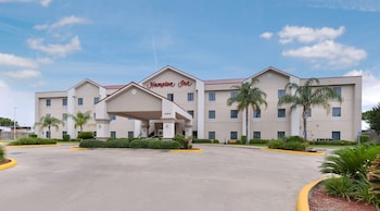 休士頓鹿園船區歡朋飯店 Hampton Inn Houston-Deer Park Ship Area