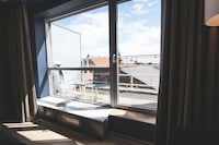 Superior Room, 1 Double Bed, Balcony, City View