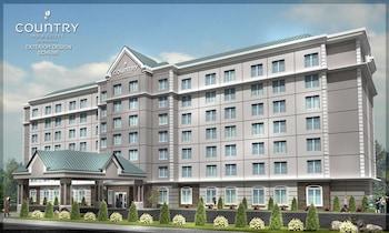麗笙紐澤西州紐華克機場鄉村套房飯店 Country Inn & Suites by Radisson, Newark Airport, NJ