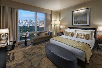 Central Park View, Room, 1 King Bed, Park View