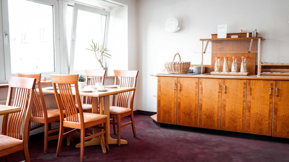 ホテル エルブロイヒ デュッセルドルフ