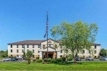 Hotel - Comfort Suites Rolla