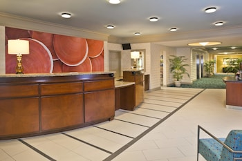 Lobby at Residence Inn by Marriott Arundel Mills BWI Airport in Hanover