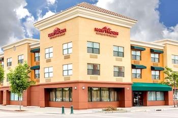 奧克蘭 - 阿拉米達溫德姆山楂套房飯店 Hawthorn Suites by Wyndham Oakland/Alameda