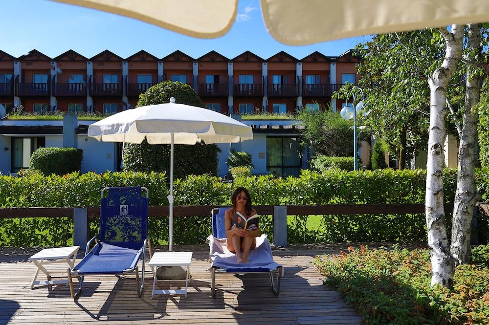 Iseolago Hotel, Featured Image