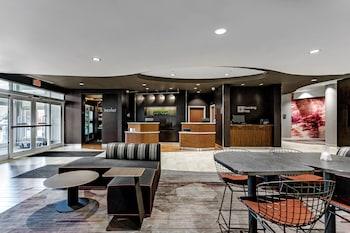 哥倫布伊斯頓萬怡飯店 Courtyard by Marriott Easton-Columbus