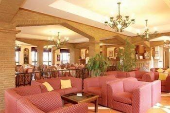 호텔 콜리나 도스 모로스(Hotel Colina Dos Mouros) Hotel Image 17 - Hotel Lounge