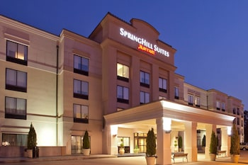 Hotel - SpringHill Suites by Marriott Tarrytown Westchester County