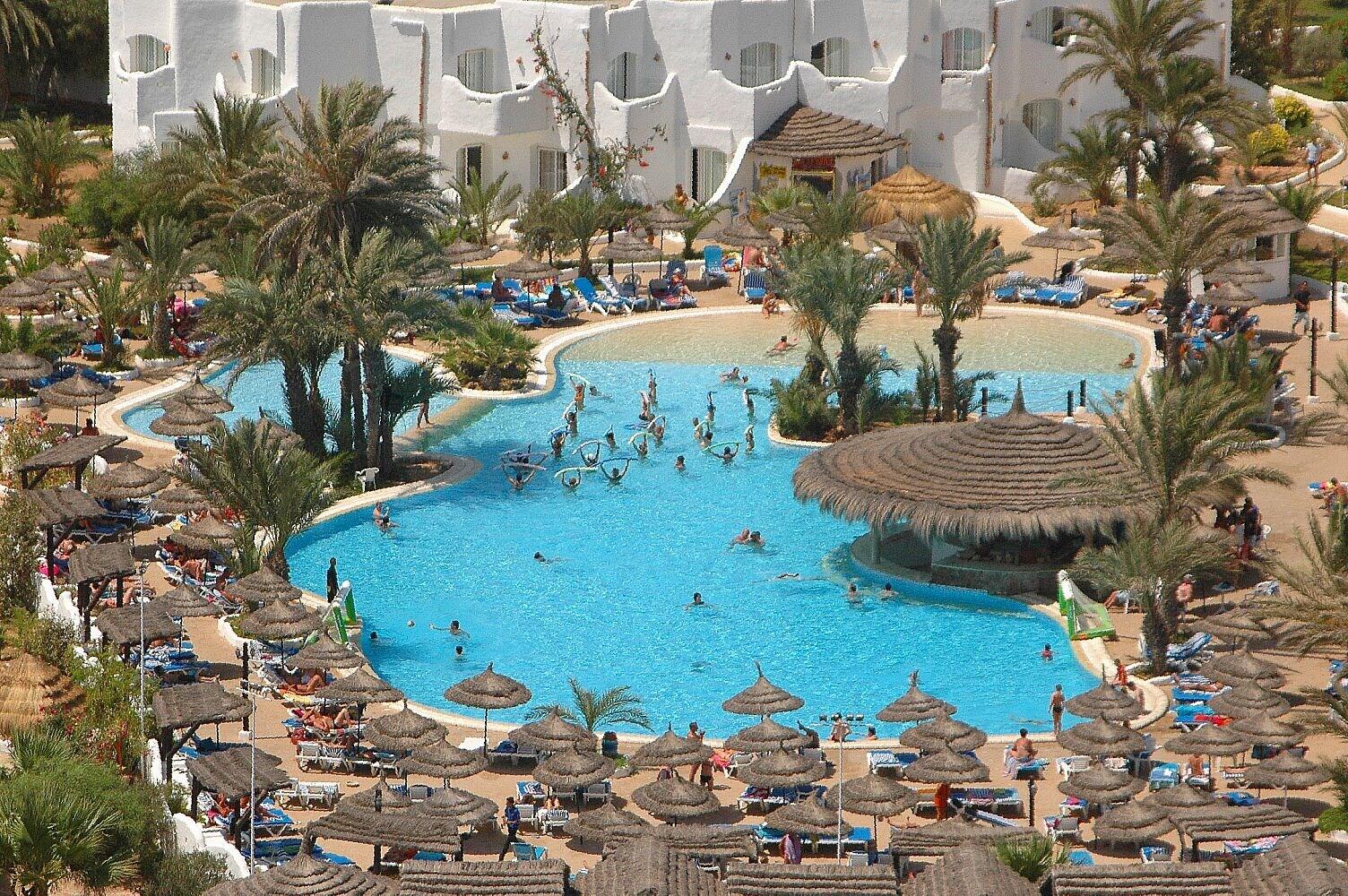 Hotel Fiesta Beach Djerba - All Inclusive, Djerba Midoun