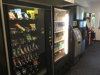 Super 8 by Wyndham Highland NY - Vending Machine  - #0