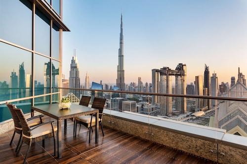 . Shangri La Hotel Dubai