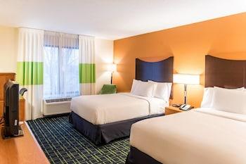 馬斯基根諾頓海岸萬豪費爾菲爾德套房飯店 Fairfield Inn and Suites by Marriott Muskegon Norton Shores