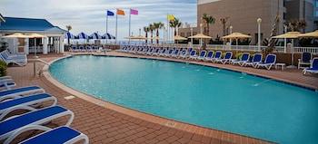 維吉尼亞海灘海濱萬豪春丘套房飯店 SpringHill Suites by Marriott Virginia Beach Oceanfront