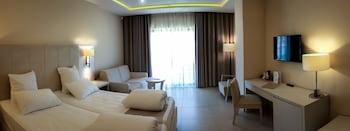 Junior Suite, Balcony (Deluxe)