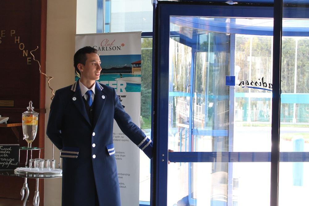 Radisson Blu Hotel- Tashkent