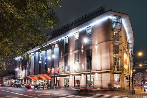 . Radisson Blu Hotel, Krakow