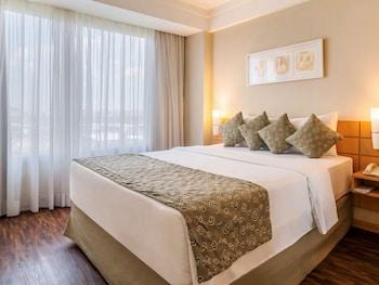 瓜魯柳斯機場美居飯店 Mercure Guarulhos Aeroporto Hotel