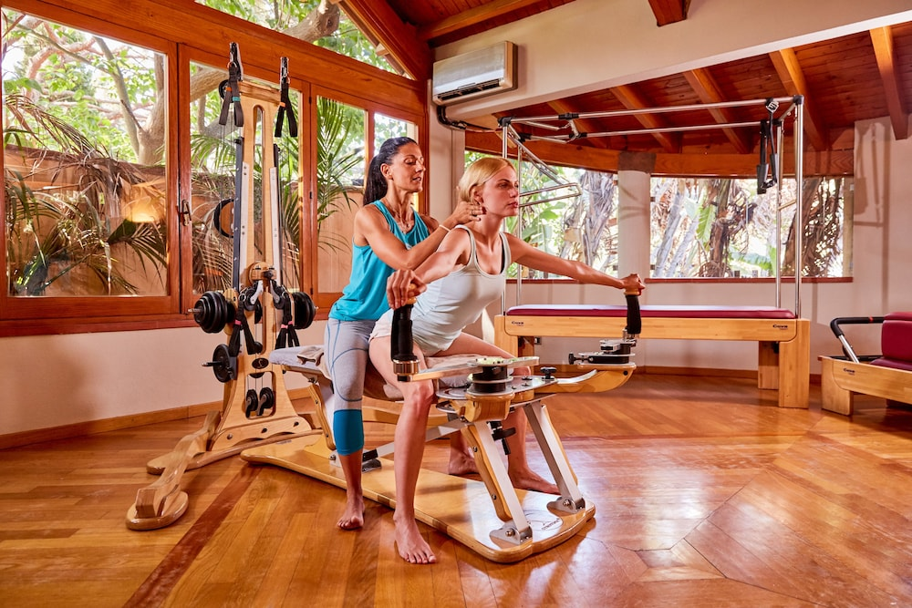포르테 빌리지 리조트 - 일 보우간빌레(Forte Village Resort - Il Bouganville) Hotel Image 12 - Fitness Facility