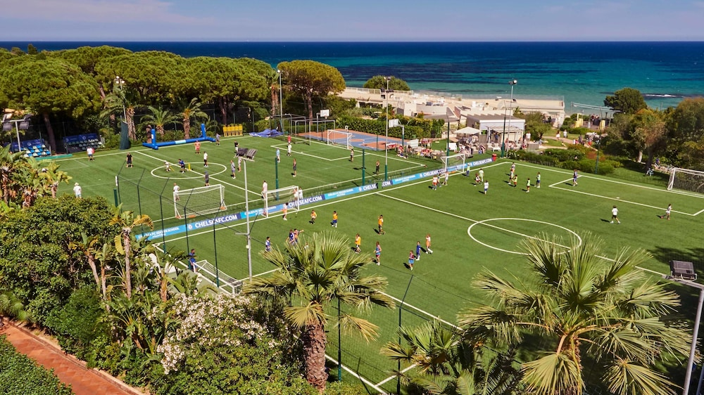 포르테 빌리지 리조트 - 일 보우간빌레(Forte Village Resort - Il Bouganville) Hotel Image 19 - Sports Facility