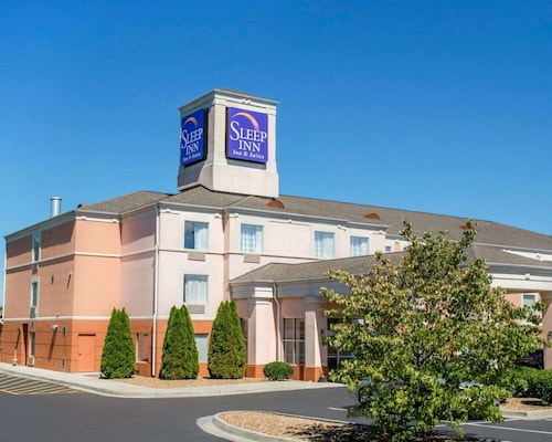 . Sleep Inn & Suites Dublin Near Claytor Lake State Park
