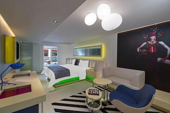 Fabulous Room, Room, 2 Queen Beds, City View