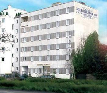 Hotel - Hotel Niederraeder Hof