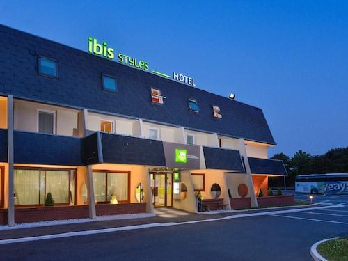 . ibis Styles Parc des Expositions de Villepinte