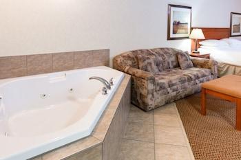 Super 8 Fort Nelson BC - Deep Soaking Bathtub  - #0