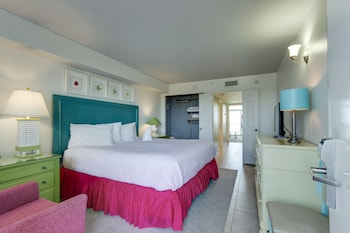 Guestroom at Camelot By The Sea by Oceana Resorts in Myrtle Beach