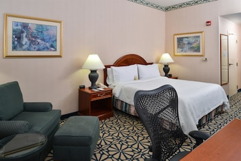 Room, 1 King Bed (Drinks & Snacks)