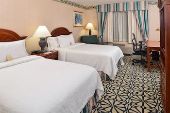 Room, 2 Double Beds (Drinks & Snacks)