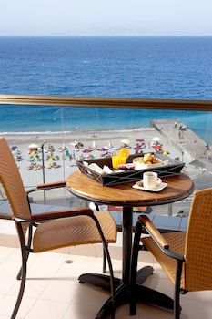 Blue Sky city beach hotel - Balcony  - #0