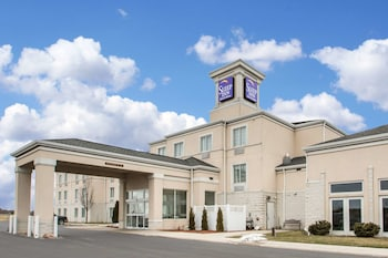 Hotel - Sleep Inn & Suites Sheboygan