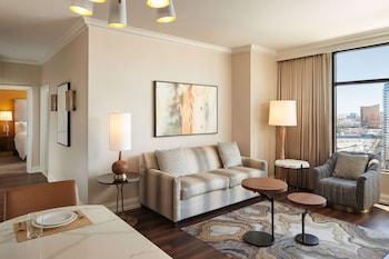 Premier Suite, 3 Bedrooms, Kitchen