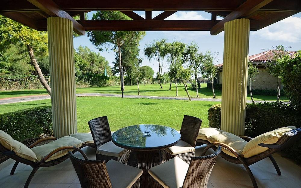글로리아 골프 리조트(Gloria Golf Resort) Hotel Image 18 - Terrace/Patio