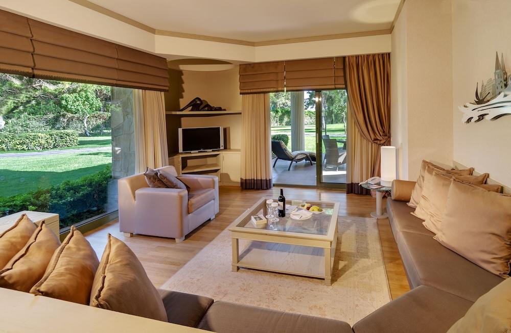 글로리아 골프 리조트(Gloria Golf Resort) Hotel Image 13 - Living Room