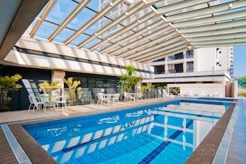 諾比里孔戈尼亞斯套房飯店 Nobile Suites Congonhas