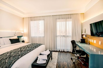 法利亞利馬凱藝飯店 Quality Hotel Faria Lima