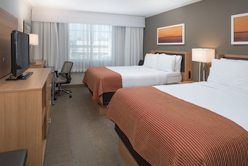 Executive Room, 2 Queen Beds (Extra Living Area)