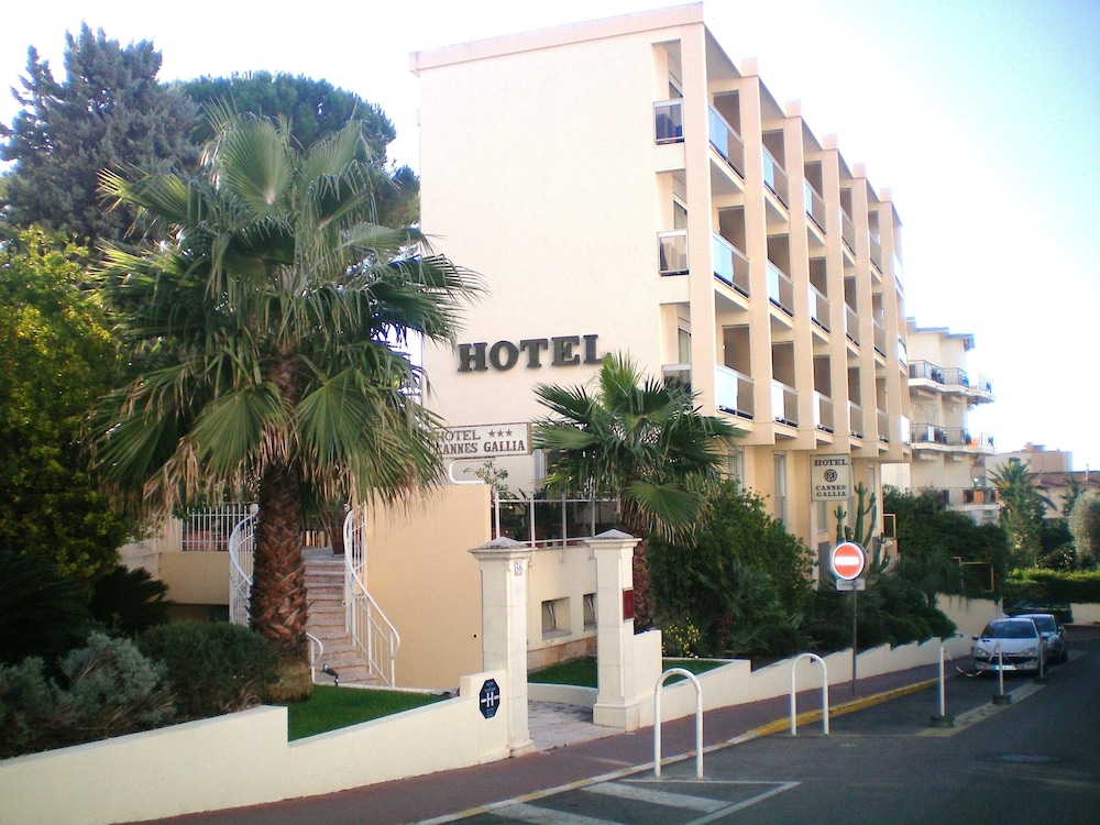 Hotel Cannes Gallia