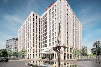 Hotel - Berlin Marriott Hotel