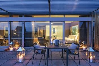 City Suite, 1 Bedroom, Non Smoking, Terrace