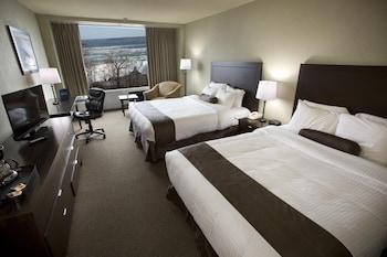 Standard room 2 queen beds riverview 2-7