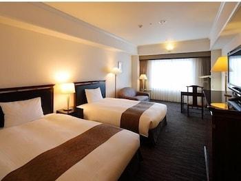 スタンダード ツイン ルーム(禁煙)|40㎡|倉敷ロイヤルアートホテル