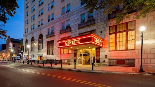 . Genetti Hotel, SureStay Collection by Best Western