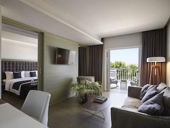 Luxury Süit, 1 Yatak Odası, Deniz Manzaralı